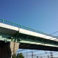 5/10/2014にTaka T.が西の谷跨線橋で撮った写真