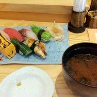 Photo taken at 寿し  美夏 by asari on 10/26/2014