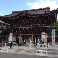 Photo taken at 成田山門前 by Hideki K. on 8/10/2014