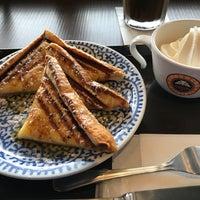 Photo taken at St. Marc Café by Hideki K. on 9/16/2017