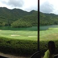 Photo taken at ゴールデンバレーゴルフ倶楽部 by Hideki K. on 8/26/2013