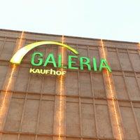 Photo taken at Galeria Kaufhof by Liliya S. on 12/18/2012