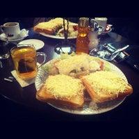 Photo taken at Café Kara by YANA K. on 12/29/2012