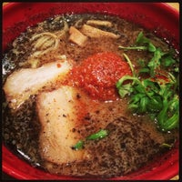 Photo taken at Ippudo by James C. on 3/4/2013