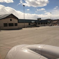 Photo taken at Vail - Eagle County Airport (EGE) by Jake B. on 3/18/2013