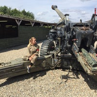 Photo taken at Delta Force Paintball - Upminster by Sara B. on 8/18/2015
