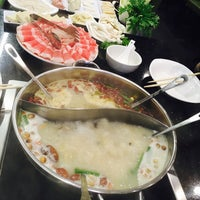 Photo taken at Little Sheep Mongolian Hot Pot by Janice L. on 12/30/2016