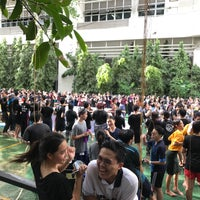 Photo taken at Faculty of Political Science by Hong L. on 7/16/2017