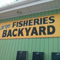 Photo taken at Key Largo Fisheries by Chris H. on 7/3/2013