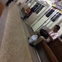 Photo taken at Stasiun Karet by Iman S. on 11/9/2016