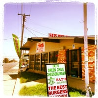 Photo taken at Fat's Burritos NEW by Pecos A. on 4/17/2013