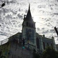 Foto tomada en Iglesia Luterana de La Santa Cruz en Valparaíso por Ismael P. el 4/15/2017