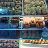Photo taken at Gibson's Donuts by Susan D. on 6/23/2013