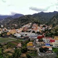 Photo taken at Vallehermoso by Sergey M. on 12/27/2013