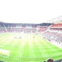 Photo taken at Philips Stadium by Arjen B. on 4/29/2013