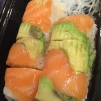 Photo taken at Sushi-O by Lauren M. on 10/8/2014