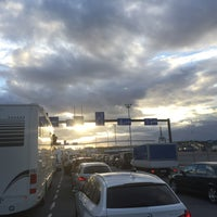 Photo taken at Silja Line Car Check-In by Григорий М. on 9/19/2015