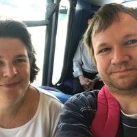 Photo taken at TfL Bus 105 by Григорий М. on 7/10/2017