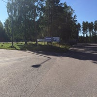 Photo taken at Airport parking by Григорий М. on 8/2/2015