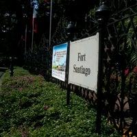Foto tirada no(a) Fort Santiago por Norman R. em 12/25/2012