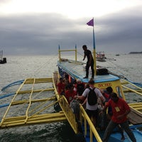 Photo prise au Caticlan Jetty Port & Passenger Terminal par Andrey S. le3/4/2013