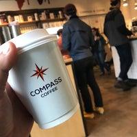 4/22/2017 tarihinde Khoa P.ziyaretçi tarafından Compass Coffee'de çekilen fotoğraf
