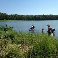 Photo taken at Salt Pond Visitor Center by Benny W. on 7/13/2014