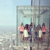 Photo taken at Skydeck Chicago by Benny W. on 7/5/2013