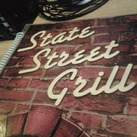 Photo taken at State Street Grill by Ashes on 1/12/2012