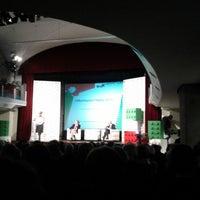 Photo taken at Centro Congressi Piazza di Spagna - Roma Eventi by Roberta G. on 12/20/2012