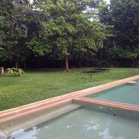 Photo taken at Hacienda Santa Rosa, a Luxury Collection Hotel, Santa Rosa by Инна К. on 10/9/2012