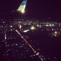 Photo taken at Soekarno-Hatta International Airport (CGK) by Ulyana M. on 7/20/2013