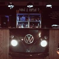 Photo taken at Gekoo Garage pub by Flavia B. on 6/1/2014