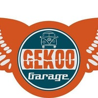 Photo taken at Gekoo Garage pub by Flavia B. on 5/14/2014