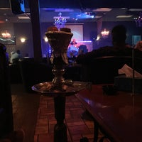 Photo taken at Cairo Hookah Lounge by Denys T. on 11/27/2015