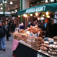 Foto scattata a Borough Market da Guerrillero C. il 2/15/2013