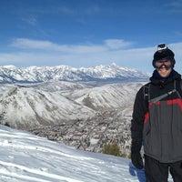 Photo taken at Snow King Ski Area and Mountain Resort by Jared K. on 1/19/2014