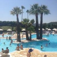 Photo taken at Dénia Marriott La Sella Golf Resort & Spa ***** by Josema S. on 8/18/2013