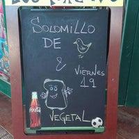 Photo taken at Cafetería Los Porches by Iñaki G. on 8/19/2016