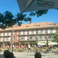 Photo taken at Cafetería Los Porches by Iñaki G. on 5/9/2015