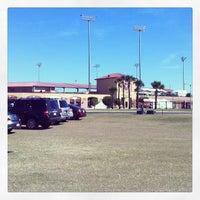 Photo taken at Osceola County Stadium by Kendra O. on 3/13/2013