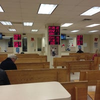 Photo taken at New York State DMV by Steve C. on 12/21/2012