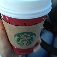Photo taken at Starbucks by Masha on 12/3/2012