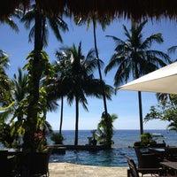 Photo taken at Alamanda Dive and Spa Resort by Shorty C. on 7/6/2013