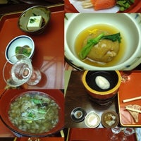 Photo taken at 東屋 別館 by Haragoo_Love on 4/9/2013