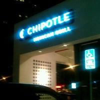 Photo taken at Chipotle Mexican Grill by Lexcee W. on 9/27/2012