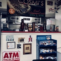 Photo taken at Cosmi's Deli by Aree A. on 2/6/2018