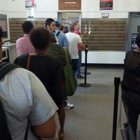 Photo taken at US Post Office - Audubon Station by Kevin K. on 9/14/2012