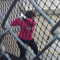 Photo Taken At Home Run Park Batting Cages By Maribel M On 3 31
