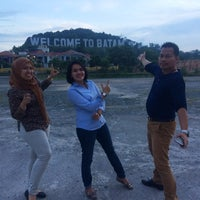 Photo taken at Welcome To Batam by Shinta A. on 12/7/2016